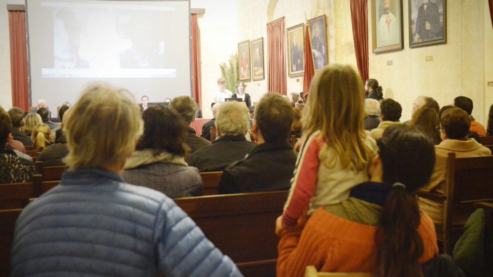 Pregón Ajuntament Ciutadella. (Fotos: Sergio Moreno)