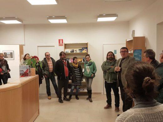 David Arquimbau expone escenas cotidianas de Es Castell