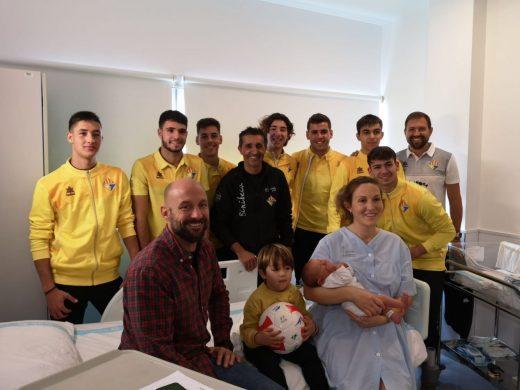 (Fotos) El Atlético Villacarlos visita el Mateu Orfila