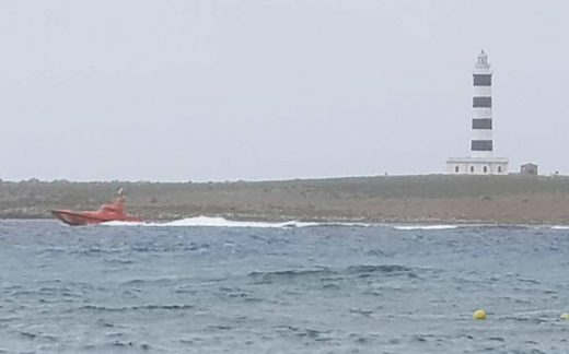 Reserva marina.