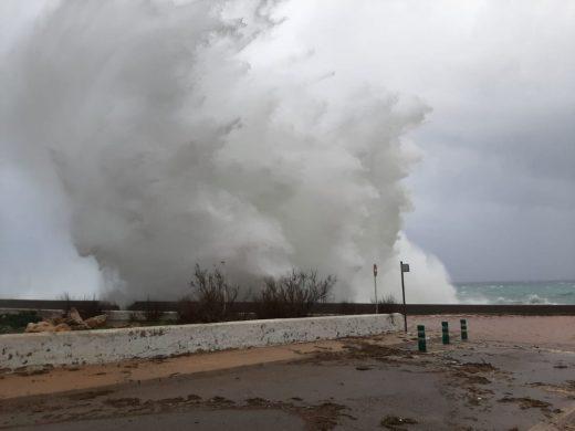(Fotos) Balance de daños