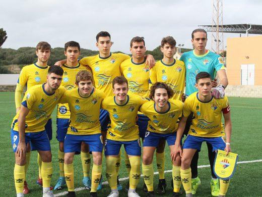 (Fotos) El Atlético Villacarlos se concede una alegría