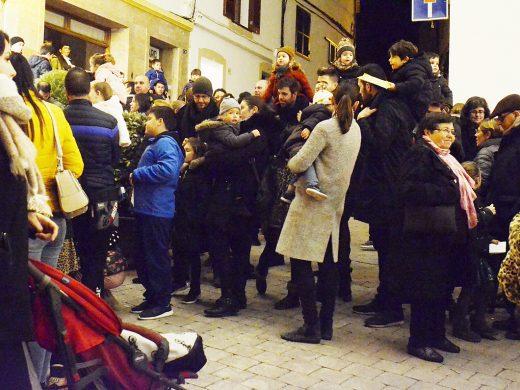 (Fotos) Ilusiones reales en Ferreries