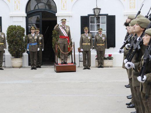 (Fotos y vídeos) Menorca evoca su pasado militar