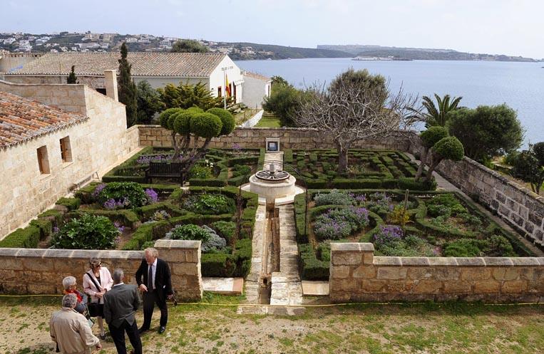 La Isla del Rey y sus jardines