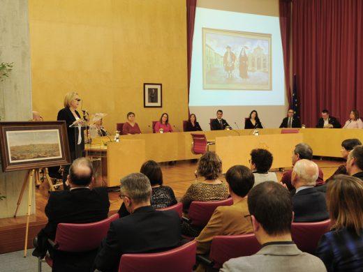 (Fotos) Susana Mora muestra su lista de prioridades en el Pleno de la Diada
