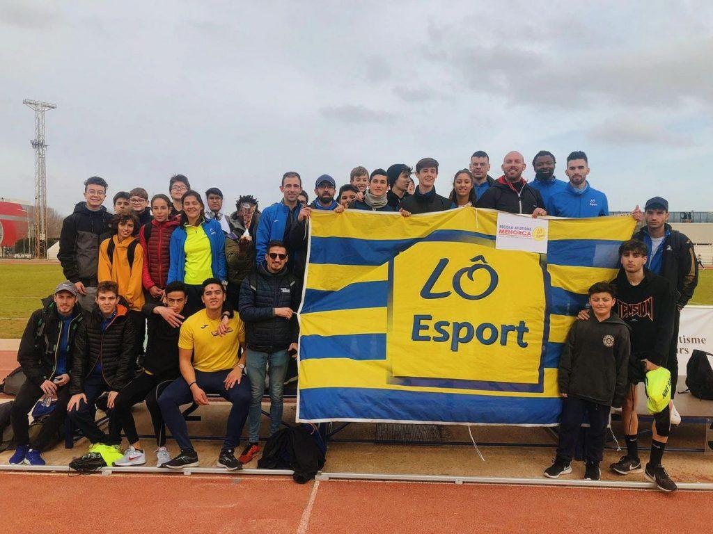 Expedición de Lô Esport.