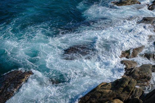 Cuando sopla Xaloc, Llebeig o Tramuntana nos acordamos de la fuerza del mar