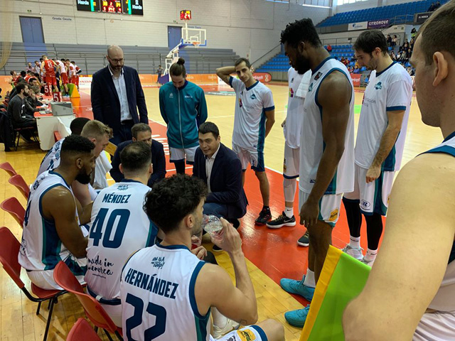 El equipo ya está al completo (Foto: Hestia Menorca)