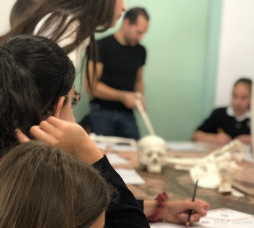 El taller se complementará con una excavación virtual