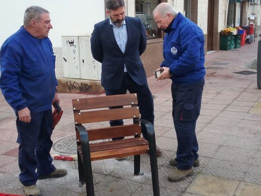Carlos Montes controla la formación laboral en Maó