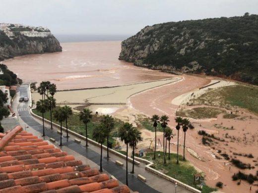 (Fotos) ¿Cómo está la playa de Cala'n Porter?