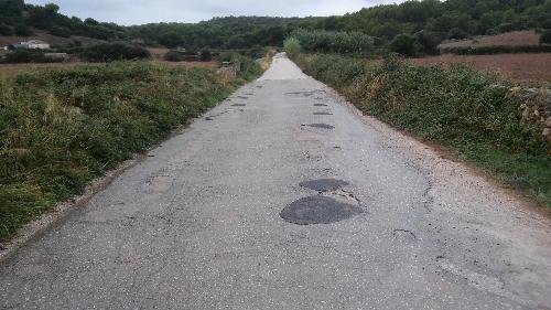 El camino de acceso al Pilar se encuentra en un ANEI