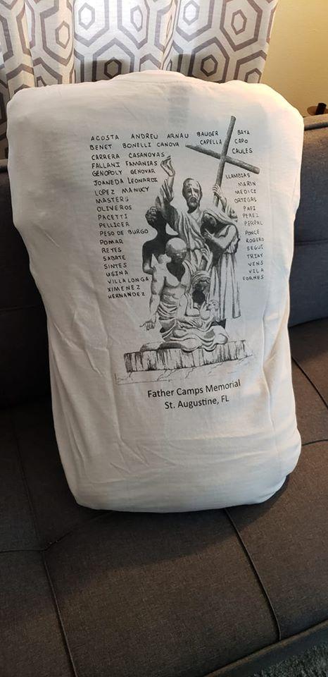 La camiseta de los menorquines