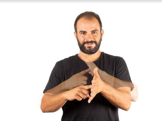 (Fotos) Todos los nombres de Menorca en lengua de signos