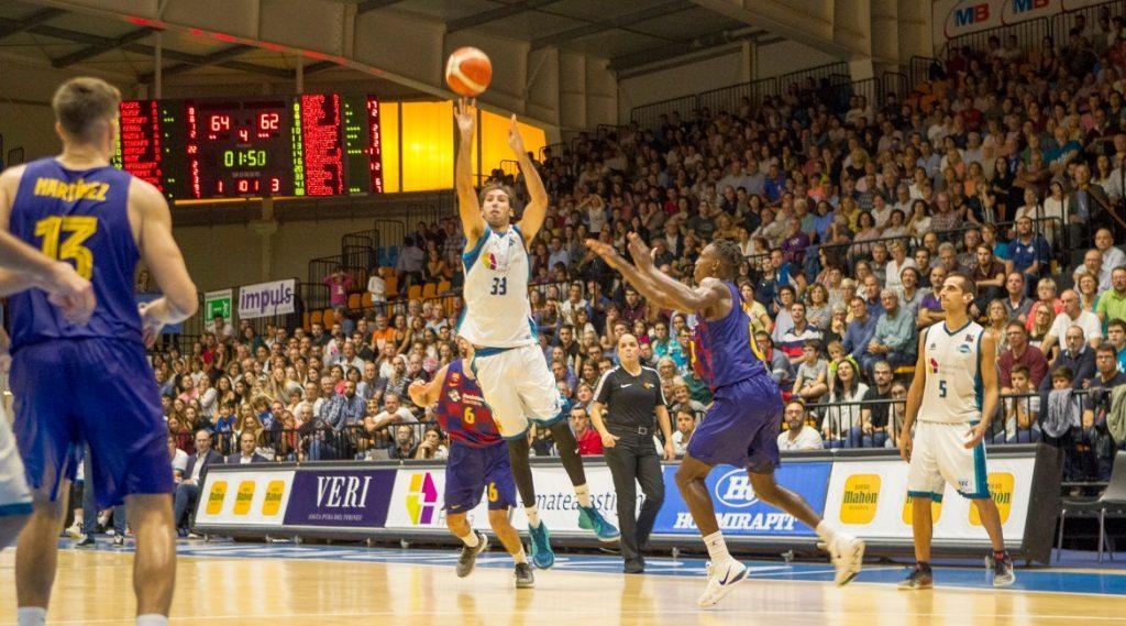 El Hestia Menorca siempre ha apostado por la calidad de retransmisión de los partidos por streaming