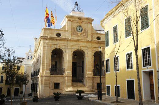 Ajuntament de Maó.
