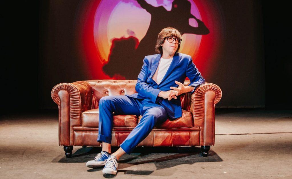 Luis Piedrahita presenta su espectáculo en el Teatro Principal de Maó