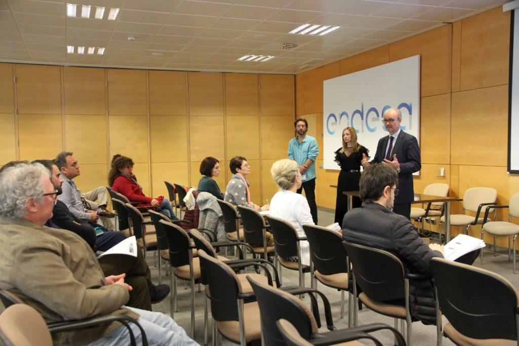 Presentación del Voluntariado energético 2020