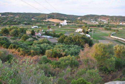 En una de las rutas conoceremos los Vergers de Sant Joan (Foto: EA)