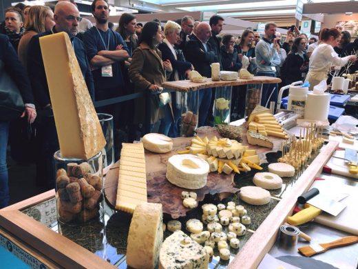 Imagen de archivo de Salon du Fromage (Foto: Coinga)