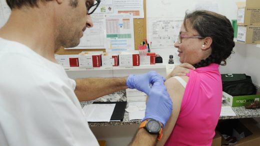 Vacunación efectiva.