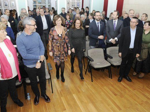 (Fotos) Es Castell homenajea a la familia Vinent