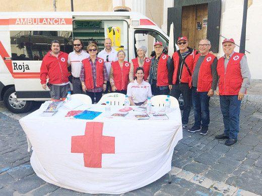 Asamblea de Maó-Es Castell de Cruz Roja