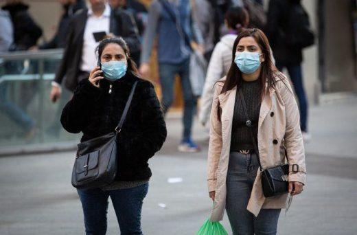 Las mascarillas son obligatorias en la calle (Foto: mallorcadiario.com)