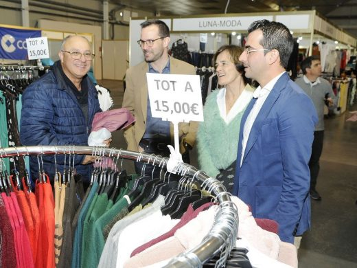 (Fotos) La Feria de Stocks abre sus puertas en Maó con 31 expositores