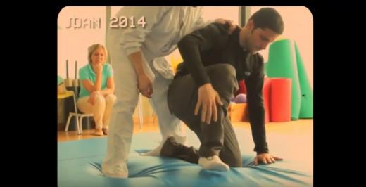 Una captura de pantalla del vídeo.