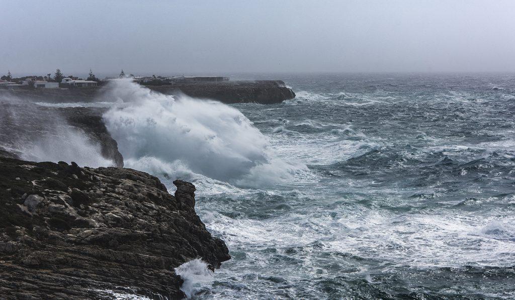 El suroeste de la isla será el más afectado por el temporal (Foto: Mikel Llambías)