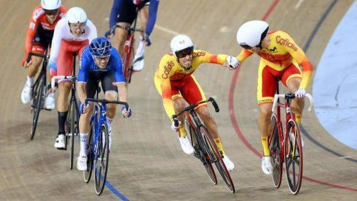 Un momento de la carrera (Foto: UCI)