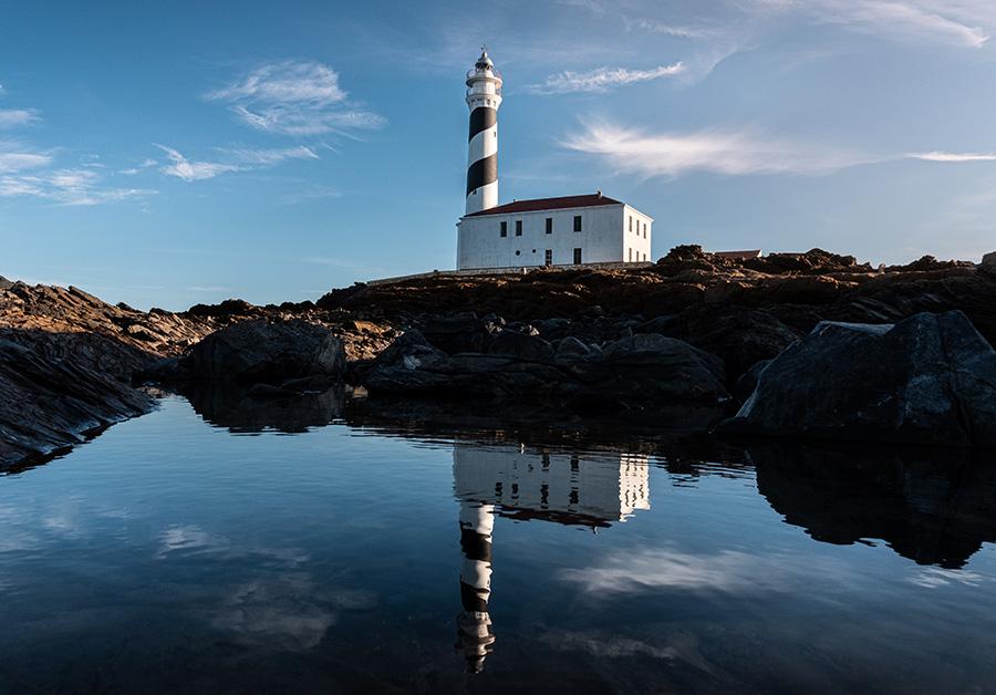Far de Favàritx (Foto: Turismo de Menorca)