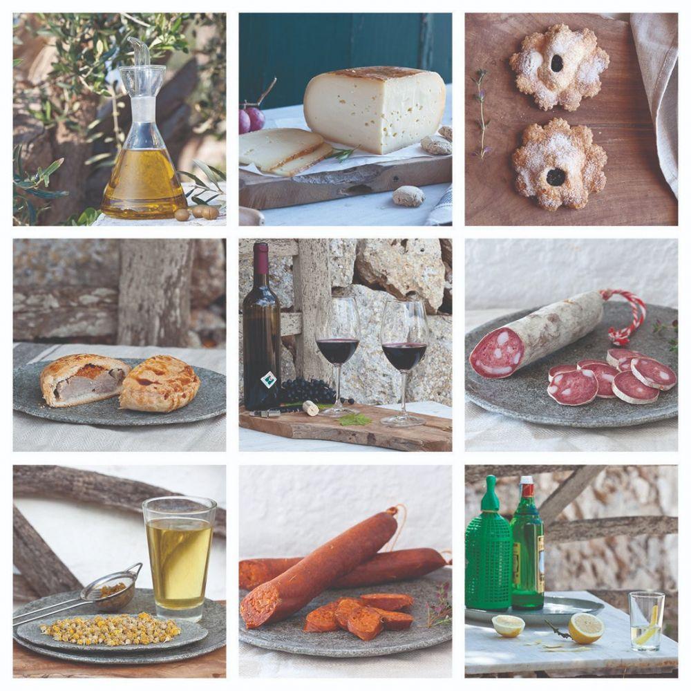 Productos de Menorca (Foto: Made in Menorca)