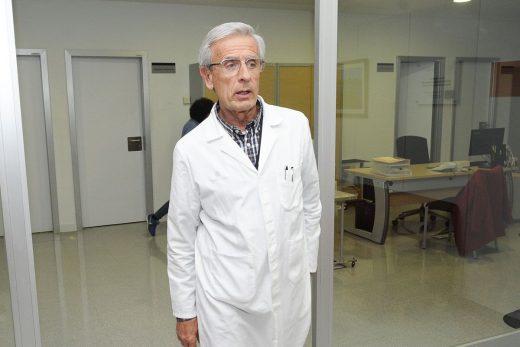 El gerente del Área de Salud de Menorca, Romà Julià (Foto: Tolo Mercadal)