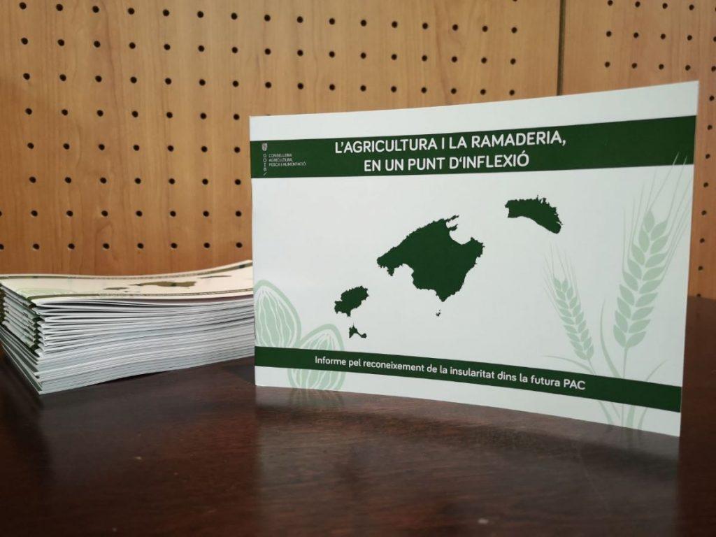 Informe remitido al Ministerio por la consellera Mae de la Concha
