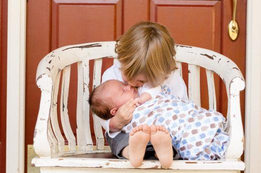 Los niños son un colectivo vulnerable en situaciones de emergencia
