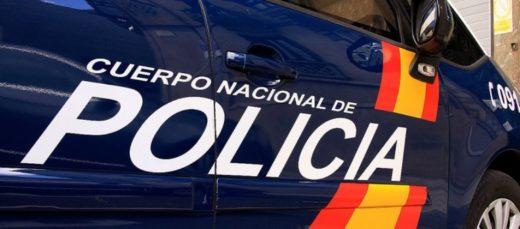 Uno de los detenidos es un delincuente conocido por la Policía Nacional
