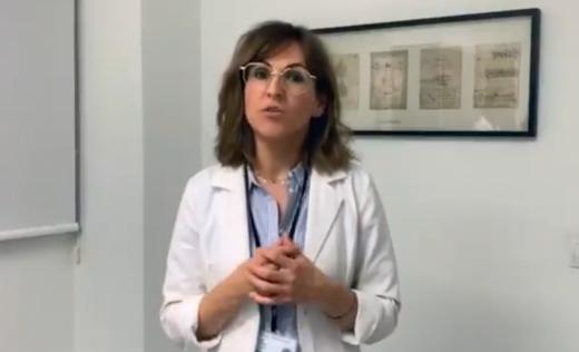 Tamara Contreras, directora médica del Mateu Orfila.