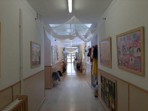 Maó abre una nueva aula de escoleta 0-3 en Fort de l'Eau