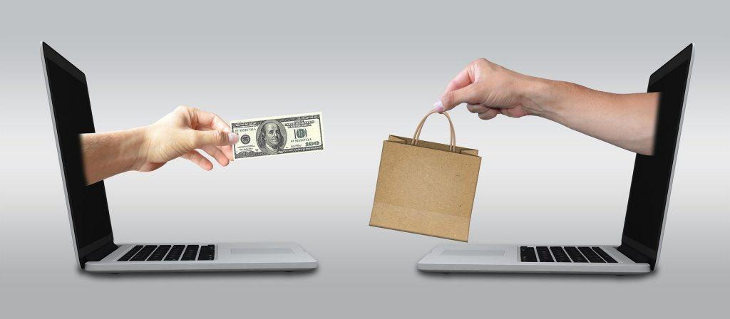 Crece el comercio electrónico.