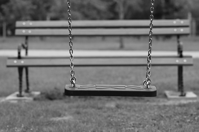 Demasiada tranquilidad en el parque