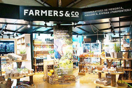 Una de las tiendas de Farmers & Co.