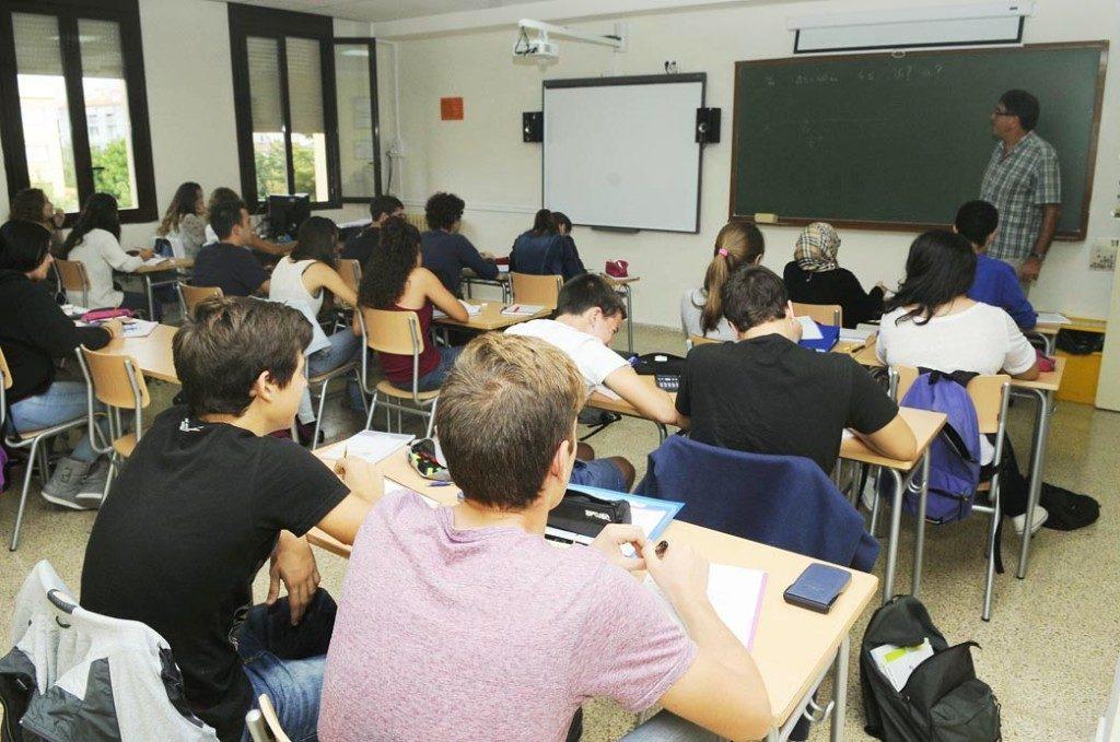 En Baleares 193 alumnos han dado positivo en Covid-19