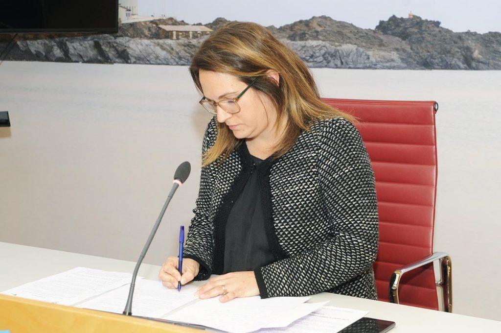 Susana Mora dice que la orden ministerial se podría ampliar (Foto: T.M)