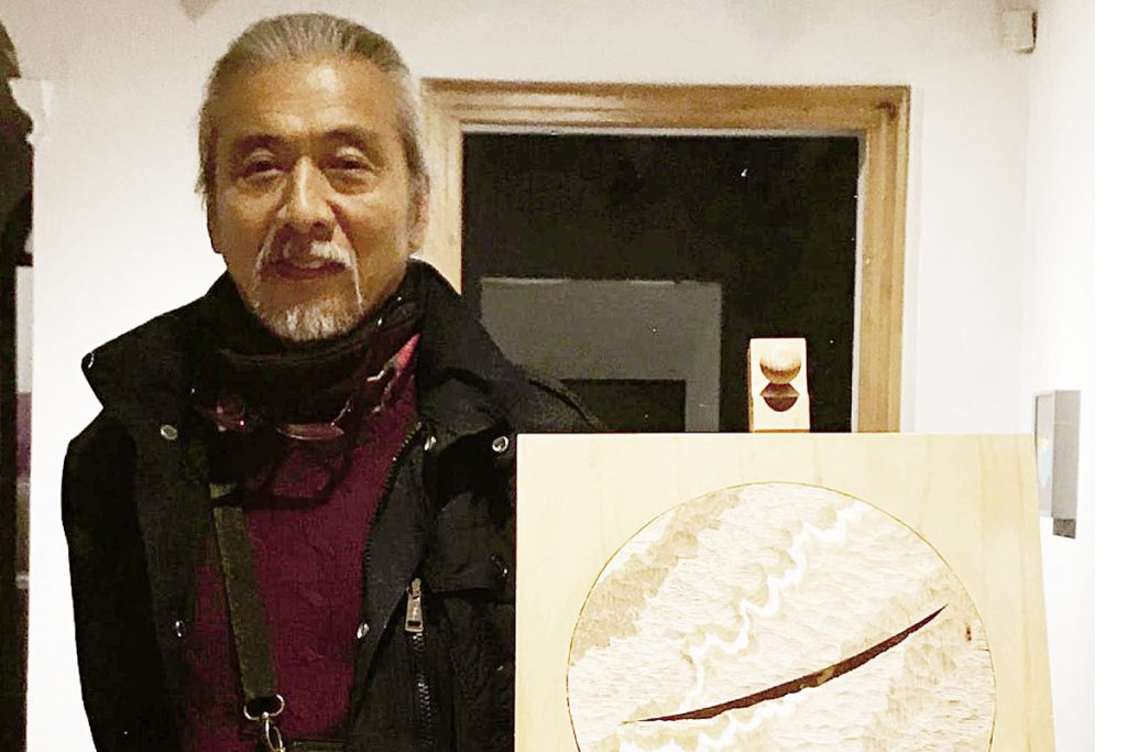 Kaoru Kakimoto.