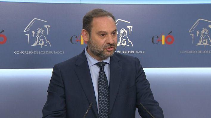 José Luis Ábalos. Ministro de Transporte, Movilidad y Agenda Urbana (Foto: MALLORCADIARIO)