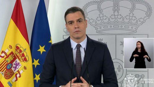 Pedro Sánchez ha presidido el Consejo de Ministros esta mañana