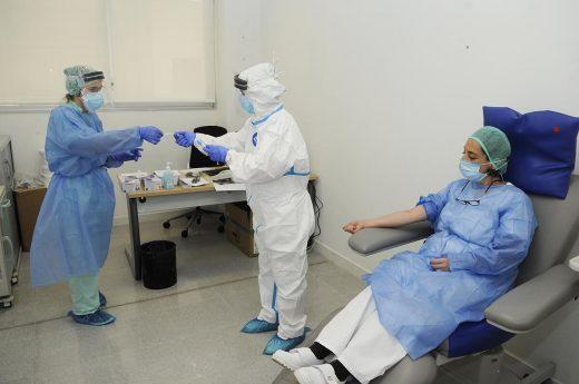 En Baleares se han realizado 146.988 pruebas  (Foto: Tolo Mercadal)
